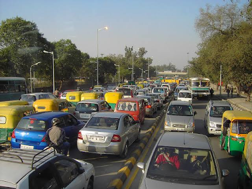 parliaments-recommendations-on-worsening-traffic-situation-in-delhi