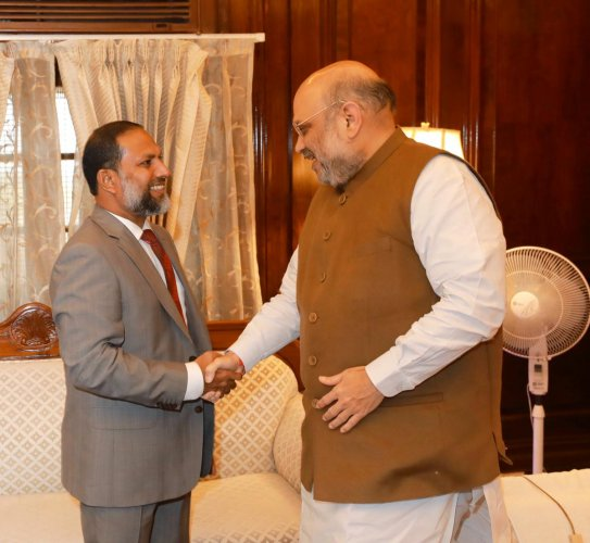 visit-of-home-minister-of-maldives