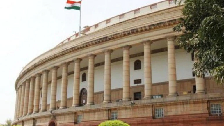 lok-sabha-suspends-7-congress-mps-for-rest-of-budget-session