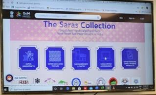 the-saras-collection-launched-by-the-union-ministry-of-rural-development-summary