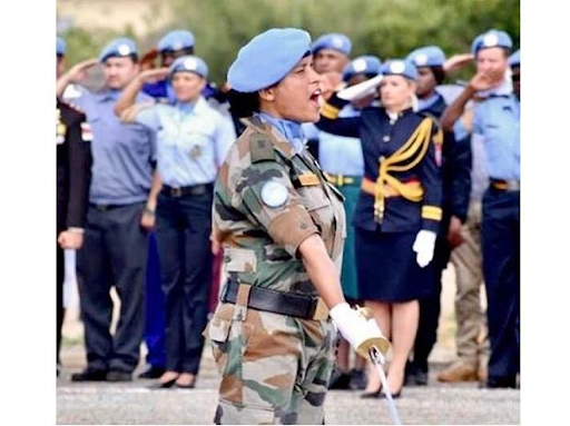 united-nations-award-to-indian-army-officer