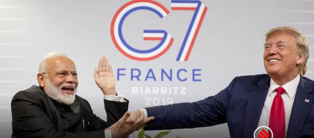 us-wants-to-include-india-in-the-g-7-group-summary
