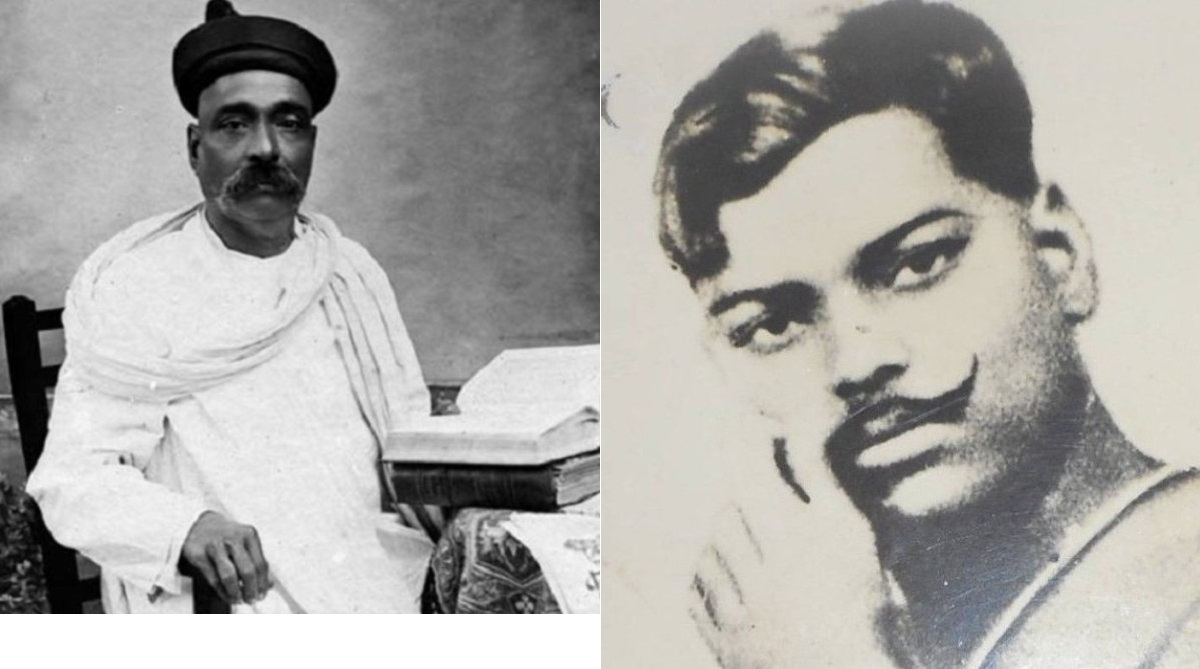 paying-tributes-to-bal-gangadhar-tilak-and-chandra-shekhar-azad-summary