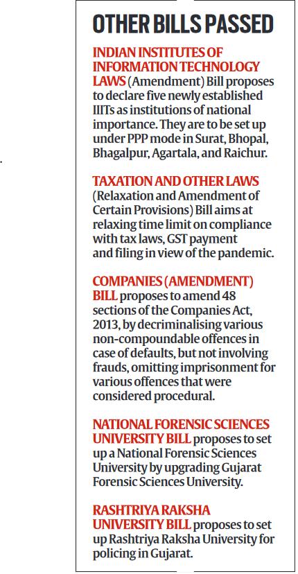amid-opposition-boycott-rajya-sabha-passes-seven-bills