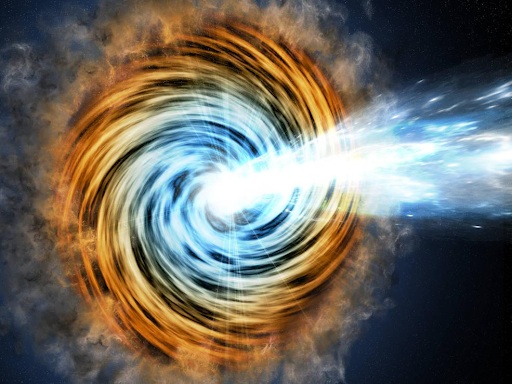 new-finding-on-blazarsthe-brightest-jets-in-the-universe-could-provide-clues-to-processes-close-to-black-holes
