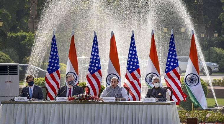 beca-and-importance-of-three-foundational-pacts-of-india-us-military-cooperation