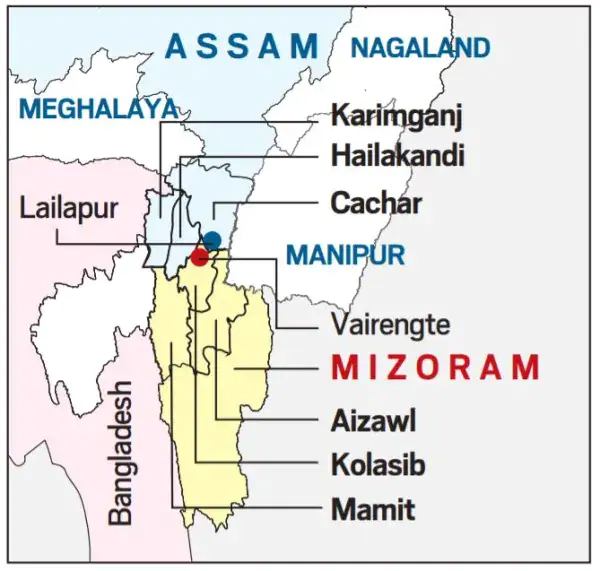 assam-mizoram-and-the-other-boundary-issues-in-northeast