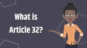 what-is-article-32-and-how-has-the-supreme-court-interpreted-article-32-over-the-years