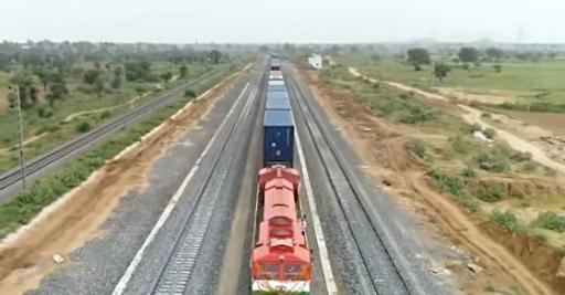 rewari-madar-section-on-western-freight-corridor-inaugurated
