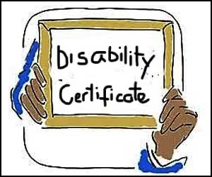 disability-papers-to-be-issued-online