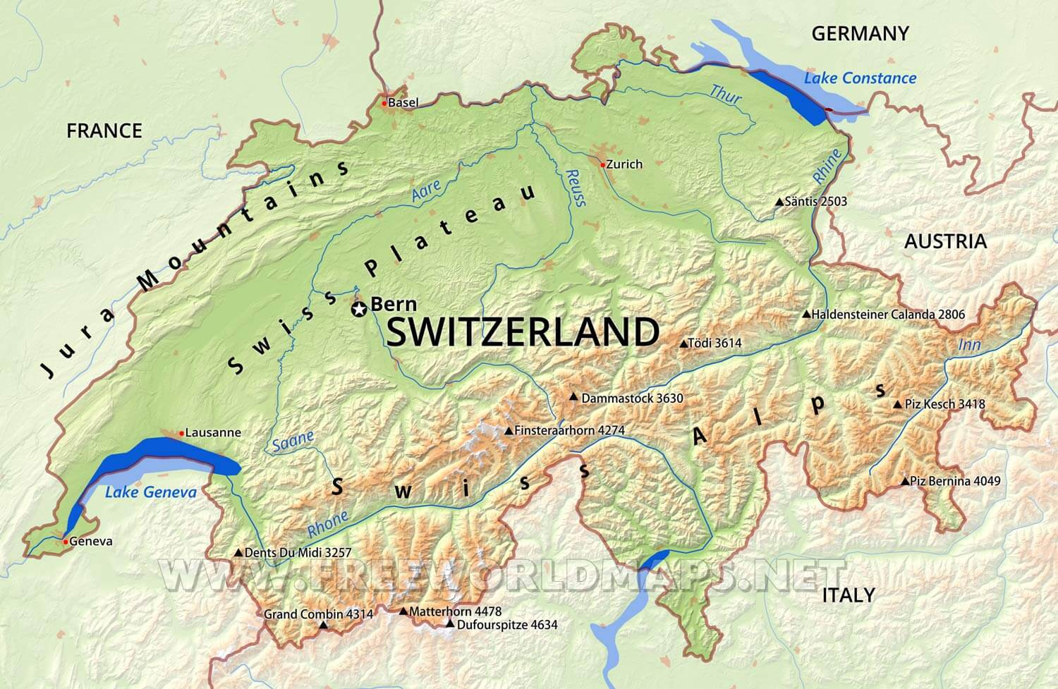 climate-change-has-added-over-1000-lakes-in-swiss-alps-study