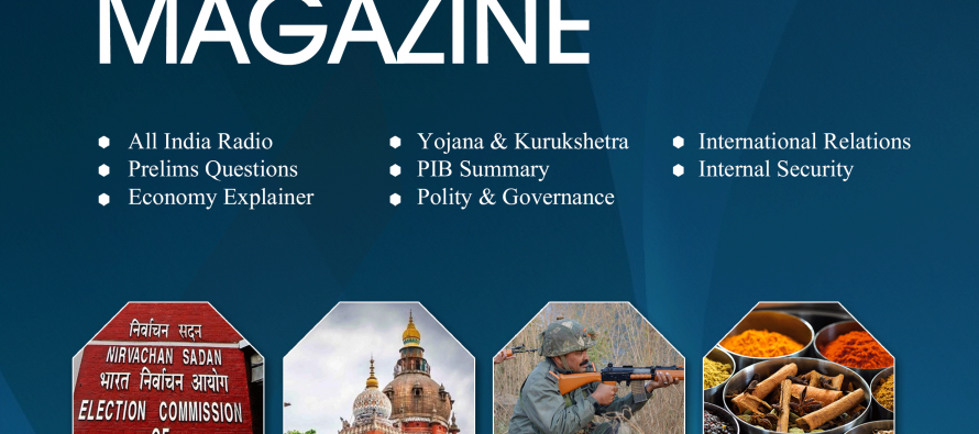 Current Affairs Magazine May 2019 (Delivery Charges Included)