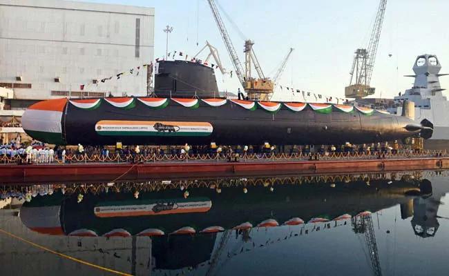 Scorpene-Class submarines