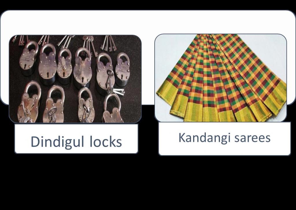 Dindigul Lock and Kandangi Saree